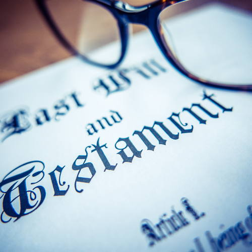 Wills Trusts and Estates