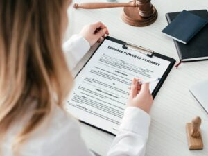 What is a Durable Power of Attorney Document